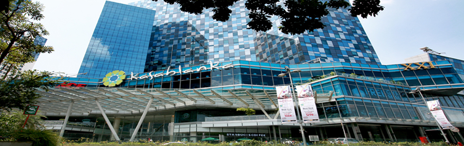 Strategic Location Jakarta Office