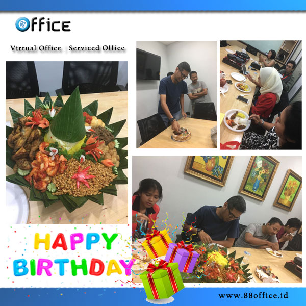 Happy Birthday Our Tenant Mr Bonnet from PT Eight and co