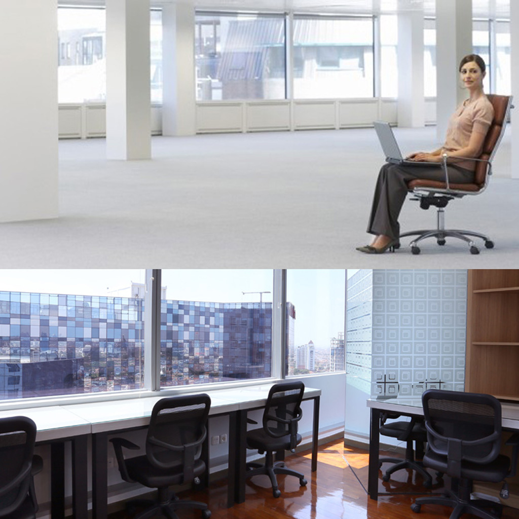 Serviced Office VS Rent Empty Space in Jakarta